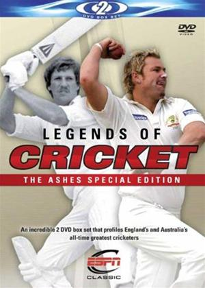 Rent Legends of Cricket: The Ashes Special Edition Online DVD Rental