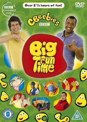 Rent Cbeebies: Big Fun Time Online DVD Rental