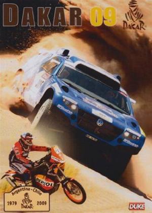 Rent Dakar Rally 2009 Online DVD Rental