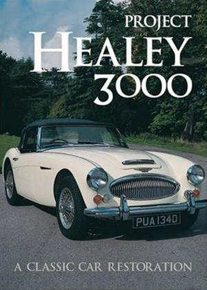 Rent Project Healey 3000 Online DVD Rental