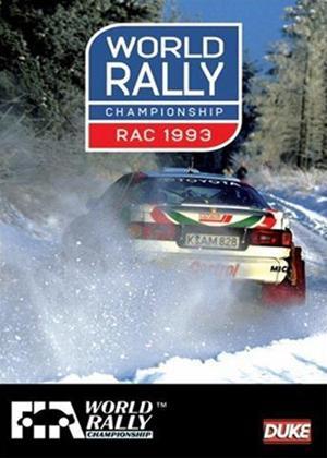 Rent RAC Rally 1993 Online DVD Rental