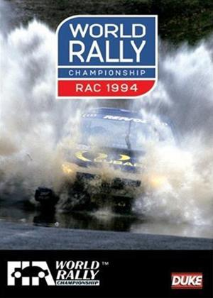 Rent RAC Rally 1994 Online DVD Rental
