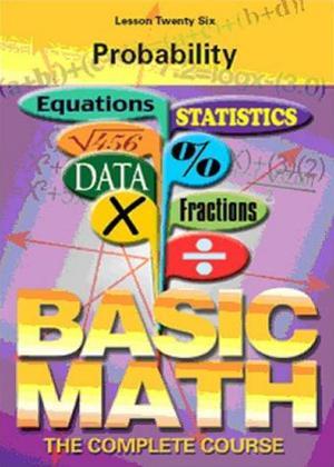 Rent Basic Maths: Probability Online DVD Rental