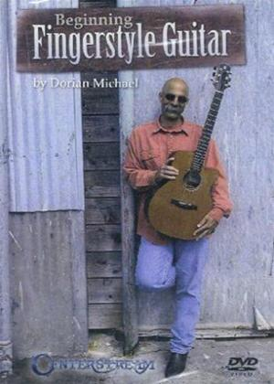 Rent Beginning Fingerstyle Guitar Online DVD Rental