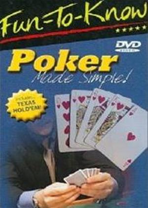 Rent Poker Made Simple Online DVD Rental