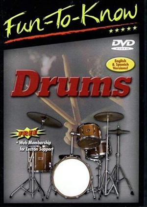 Rent Drum Lessons for Beginners Online DVD & Blu-ray Rental