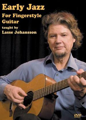 Rent Early Jazz for Fingerstyle Guitar Online DVD Rental