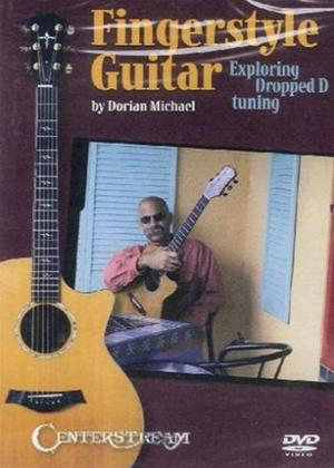 Rent Fingerstyle Guitar: Exploring Dropped D Tuning Intermediate Online DVD Rental