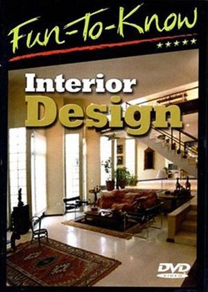 Rent Interior Design Online DVD Rental