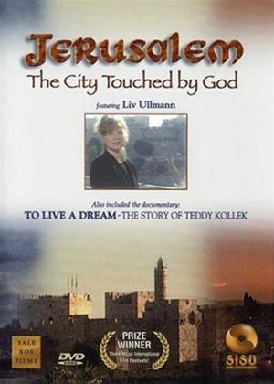 Rent Jerusalem: The City Touched by God Online DVD Rental