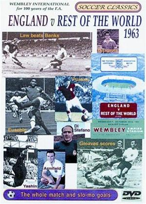 Rent England Vs the Rest of the World 1963 Online DVD Rental