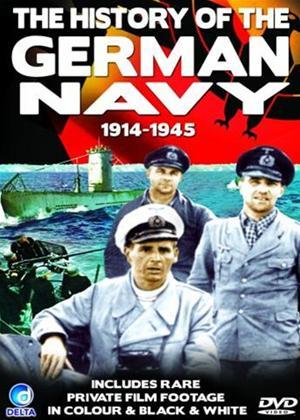 Rent History of the German Navy: 1914-1945 Online DVD Rental