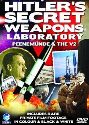 Rent Hitler's Secret Weapons Laboratory: Peenemunde and the V2 Online DVD Rental