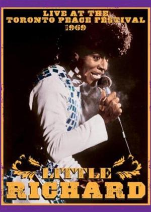 Rent Little Richard: Live at the Toronto Peace Festival Online DVD Rental