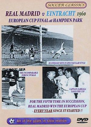 Rent Real Madrid Vs Eintracht 1960 Online DVD Rental