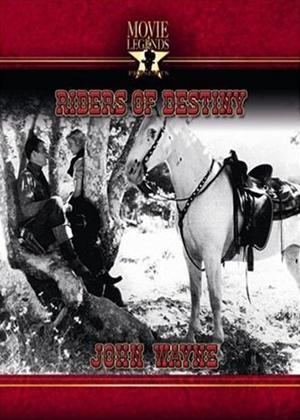 Rent Riders of Destiny Online DVD Rental