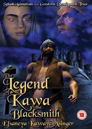 Rent The Legend of Kawa the Blacksmith Online DVD Rental