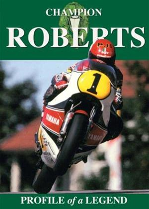 Rent Champion Kenny Roberts Online DVD Rental