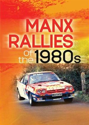 Rent Manx Rallies of the 1980s Online DVD Rental