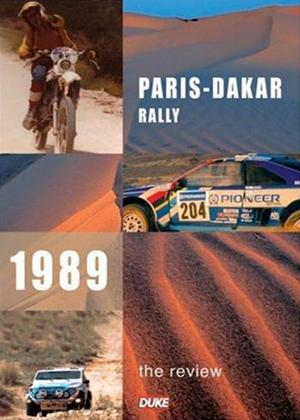 Rent Paris-Dakar Rally 1989 Online DVD Rental