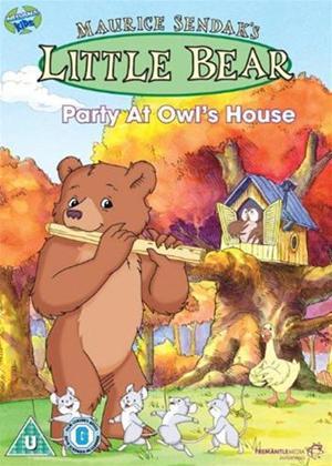 Rent Little Bear: Party at Owls House Online DVD Rental
