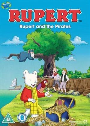 Rent Rupert: Rupert and the Pirates Online DVD Rental