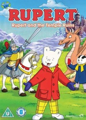 Rent Rupert and the Temple Ruins Online DVD Rental