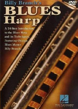 Rent Billy Branch's Blues Harp: Harmonica Online DVD Rental