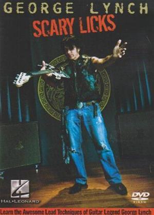 Rent George Lynch: Scary Licks Online DVD Rental
