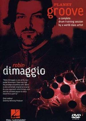 Rent Robin DiMaggio: Planet Groove Online DVD Rental