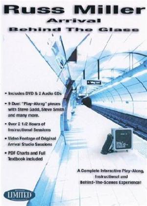 Rent Russ Miller: Arrival Behind the Glass Online DVD Rental