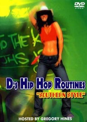 Rent D's Hip Hop Routines: Southern Style Online DVD Rental