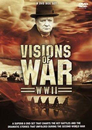 Rent Visions of War World War II Online DVD Rental