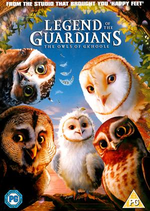 Rent Legend of the Guardians: The Owls of Ga'Hoole Online DVD & Blu-ray Rental