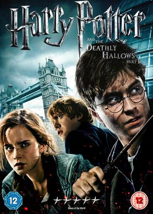 Harry Potter and the Deathly Hallows: Part 1 Online DVD Rental