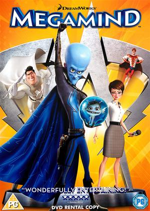 Rent Megamind Online DVD & Blu-ray Rental