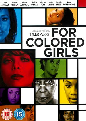 Rent For Colored Girls Online DVD Rental