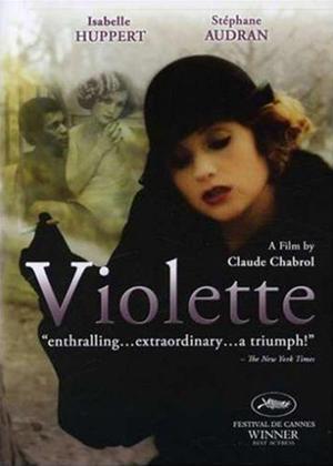 Rent Violette (aka Violette Nozière) Online DVD Rental