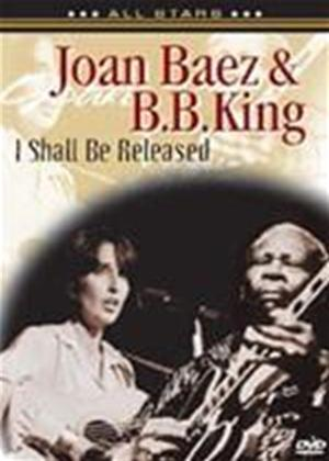 Rent Joan Baez and BB King: I Shall Be Released Online DVD Rental