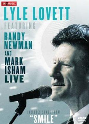 Rent Lyle Lovett: Live: Featuring Randy Newman and Mark Isham Online DVD Rental