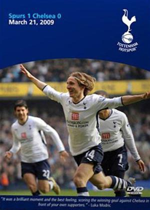 Rent Tottenham Hotspur 1 Chelsea 0 (March 2009) Online DVD Rental