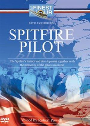 Rent Their Finest Hour: Spitfire Pilot Online DVD Rental