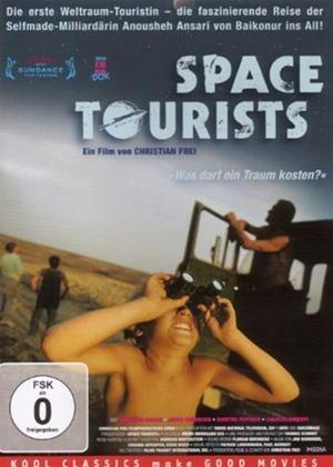 Rent Space Tourists Online DVD Rental