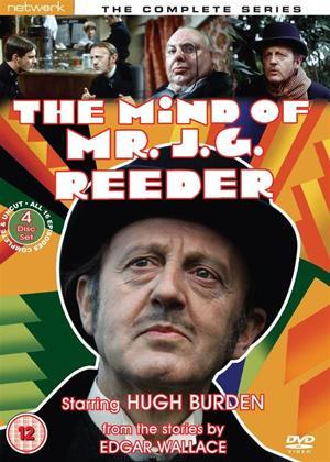 Rent The Mind of Mr. J.G. Reeder: Series Online DVD Rental