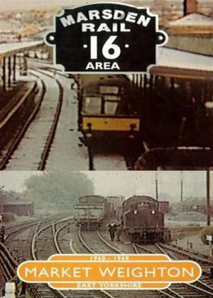 Rent Marsden Rail 16: Market Weighton Online DVD Rental