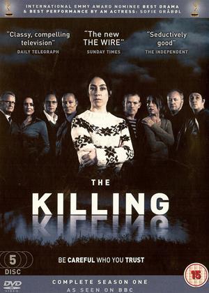 "Rent The Killing: Series 1 (aka ""Forbrydelsen"") Online DVD Rental"