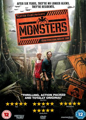 Monsters Online DVD Rental