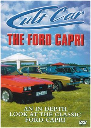 Rent Cult Car: The Ford Capri Online DVD Rental
