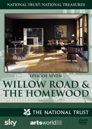 Rent The National Trust: Willow Road and the Homewood Online DVD Rental