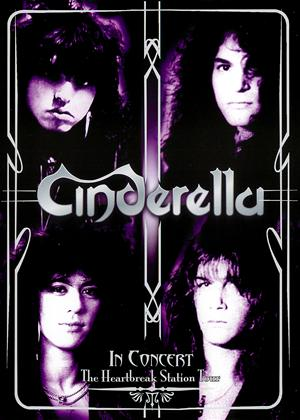 Rent Cinderella: In Concert: The Heartbreak Station Tour Online DVD Rental